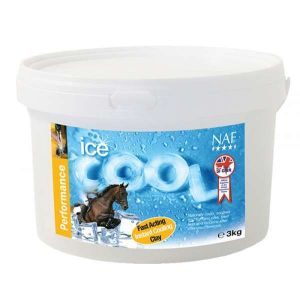 NAF Ice Cool agyag pakolás 3 kg