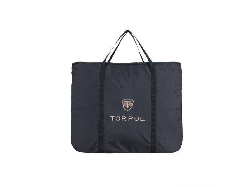 Torpol nyeregalátét táska