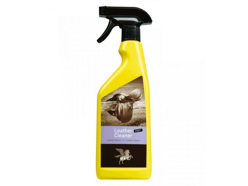 B&E bőrtisztító spray